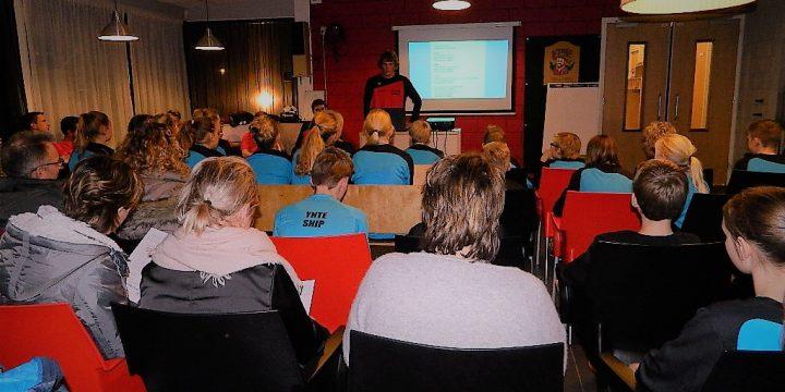 Team presentatie selectieteams